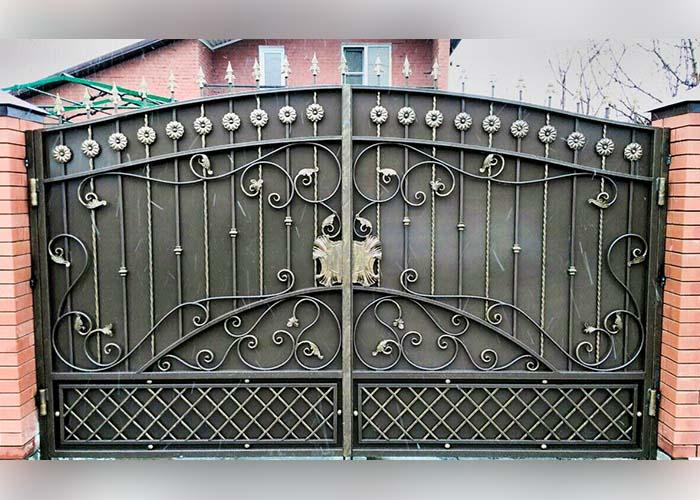 Постер к новости Кованые ворота