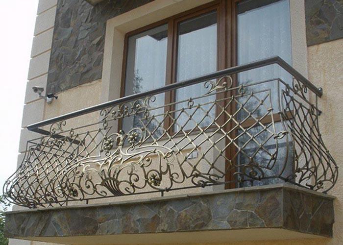 героиня пожелала кованые дутые балконы картинки обзор самых