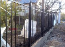 Кованый забор в Краснодаре
