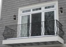 Кованые балконы в Краснодаре