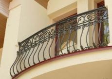 перила балкон