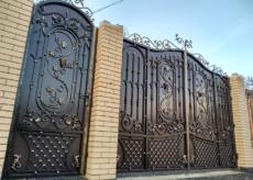 кованые ворота Краснодар